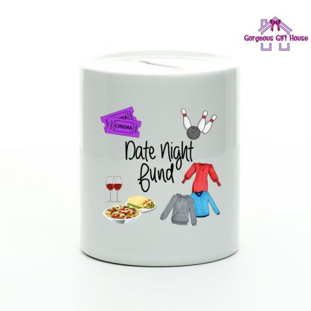 Date Night Fund Money Box