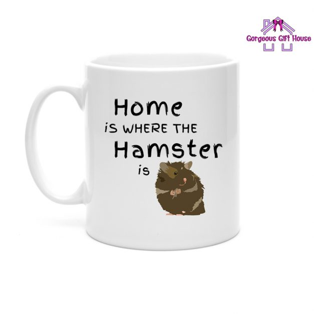 Home is where the Hamster is Mug
