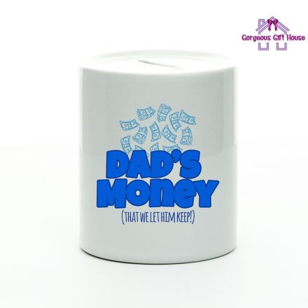 Dad's Money - Money Box
