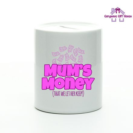 Mum's Money - Money Box