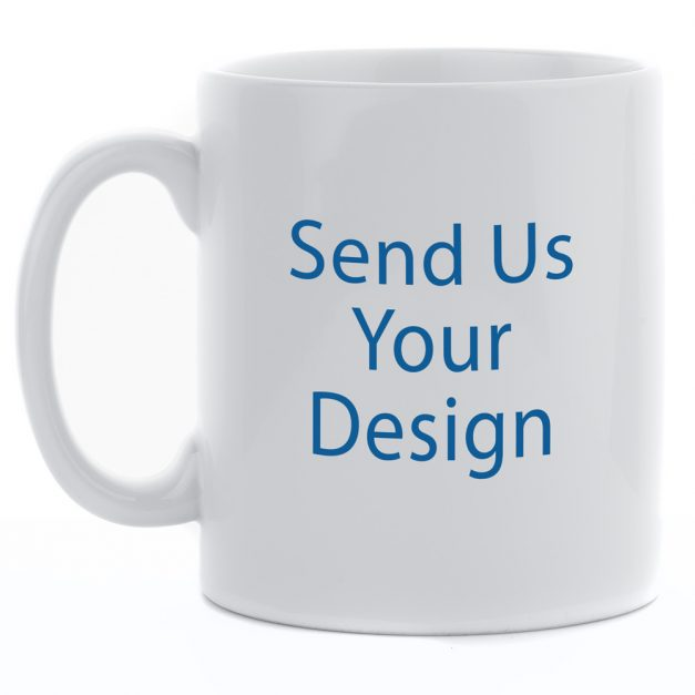Personalised Mug With Own Artwork Design Photograph Or Business Logo