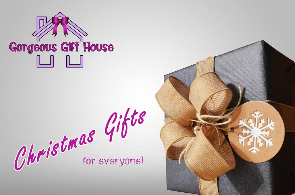 Christmas Gifts at Gorgeous Gift House