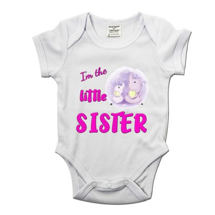 i'm-the-little-sister-baby-grow